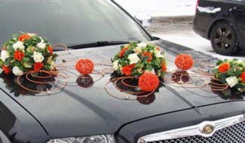 Поради щодо прикрашання машин на весілля