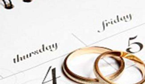 Про що говорить число вашого весілля?